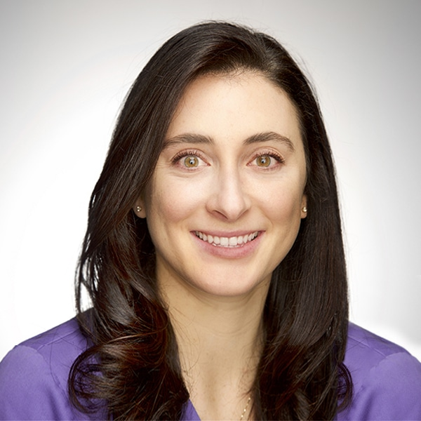 Dr Arielle Faden's Picture